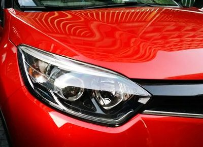 Learn to clean and polish car headlights in three different ways