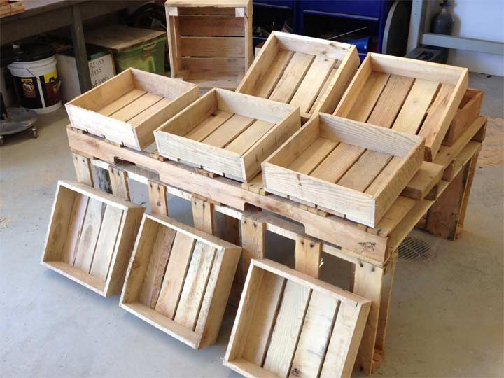 Baskets and boxes - the principles of store layout