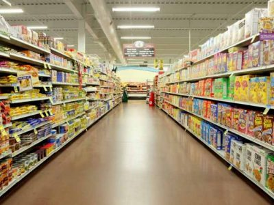 Principles of store layout;  Tricks that increase sales